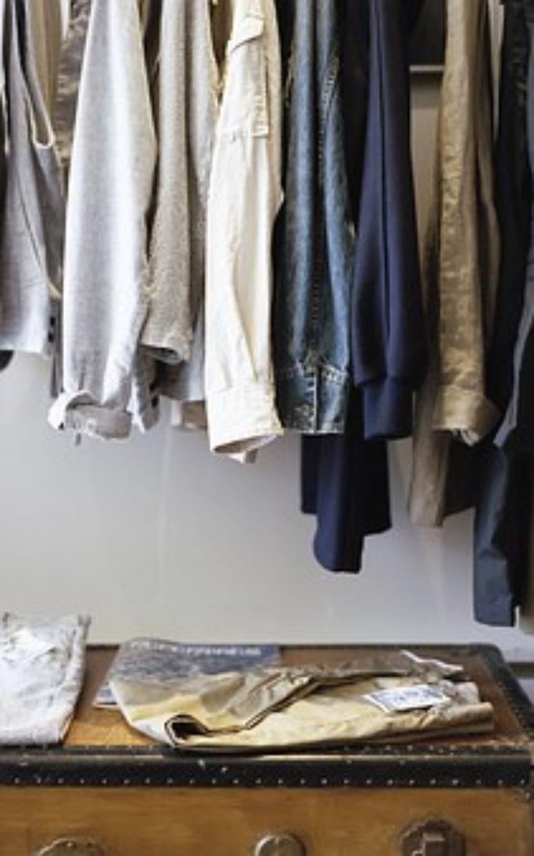 ¿Dónde viven las polillas la ropa?